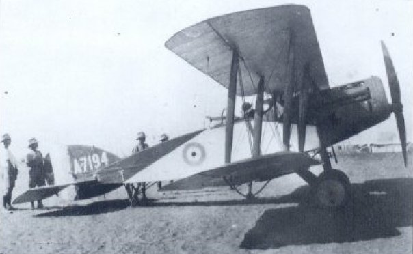 Highlight for Album: Bristol Fighter   A7194
