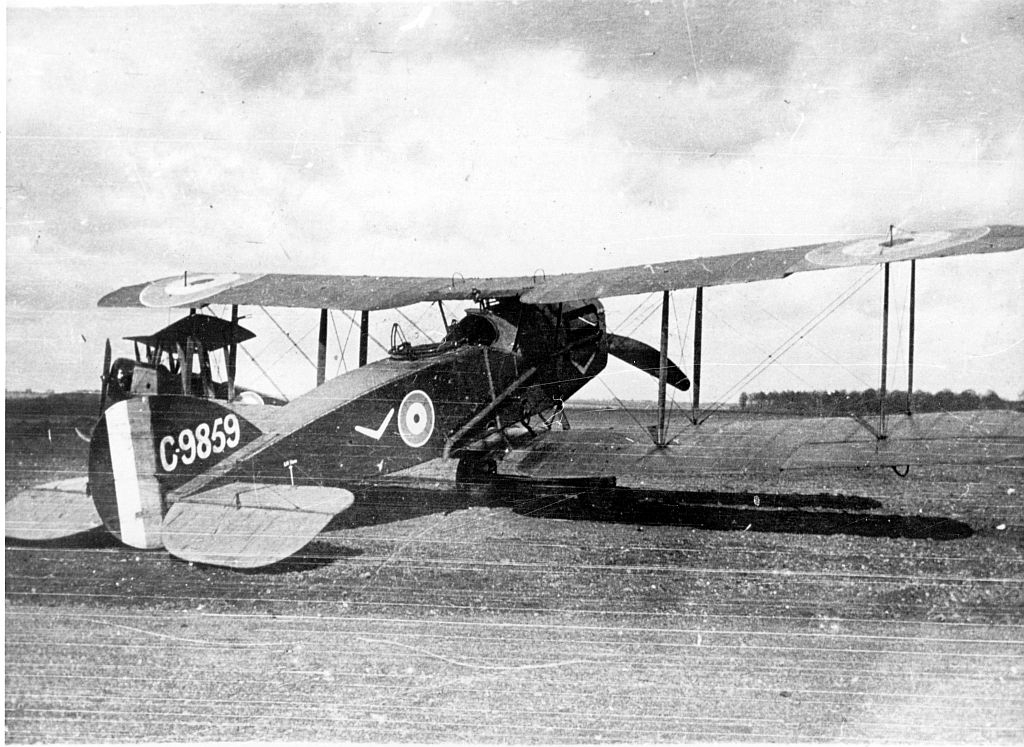 Bristol Fighter - C9859